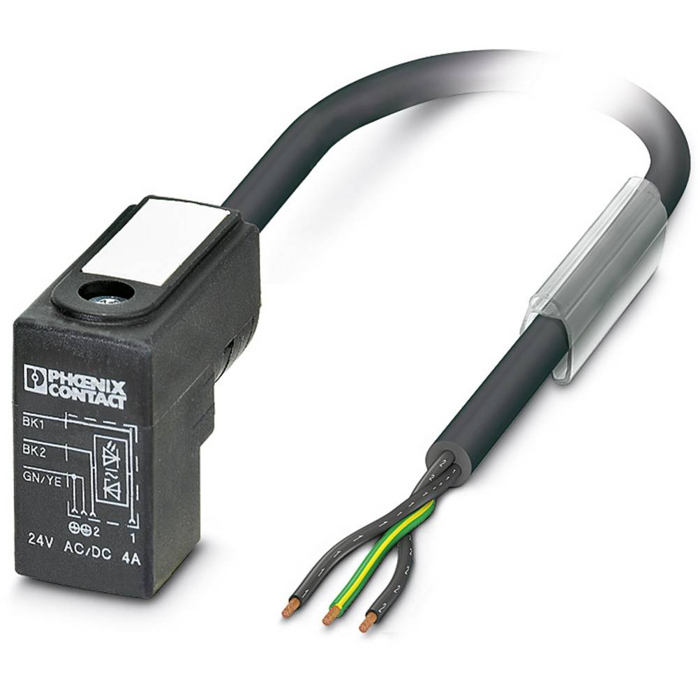 Sensor / aktuatorledninger Phoenix Contact SAC-3P-10,0-PUR/C-1L-Z 1 stk