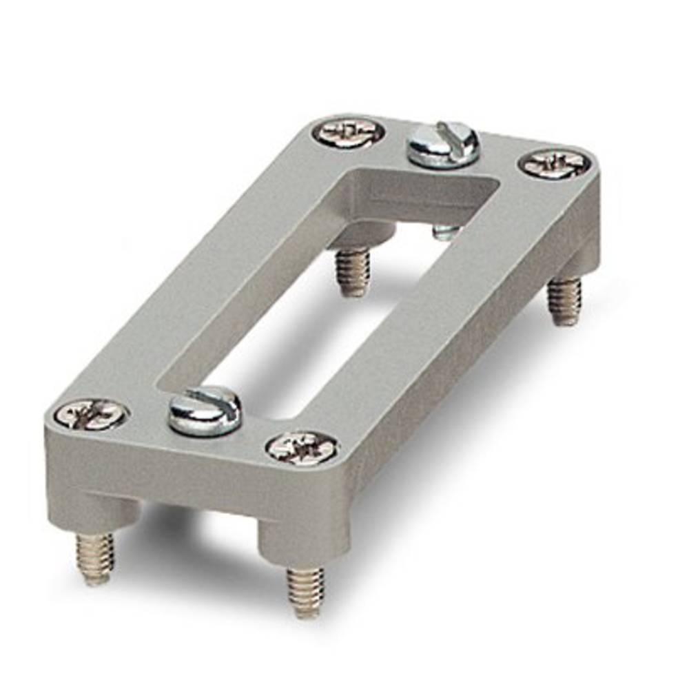 HC-B 6-ADP/1 DSUB 9 - adapterska plošča HC-B 6-ADP/1 DSUB 9 Phoenix Contact vsebuje: 2 kosa