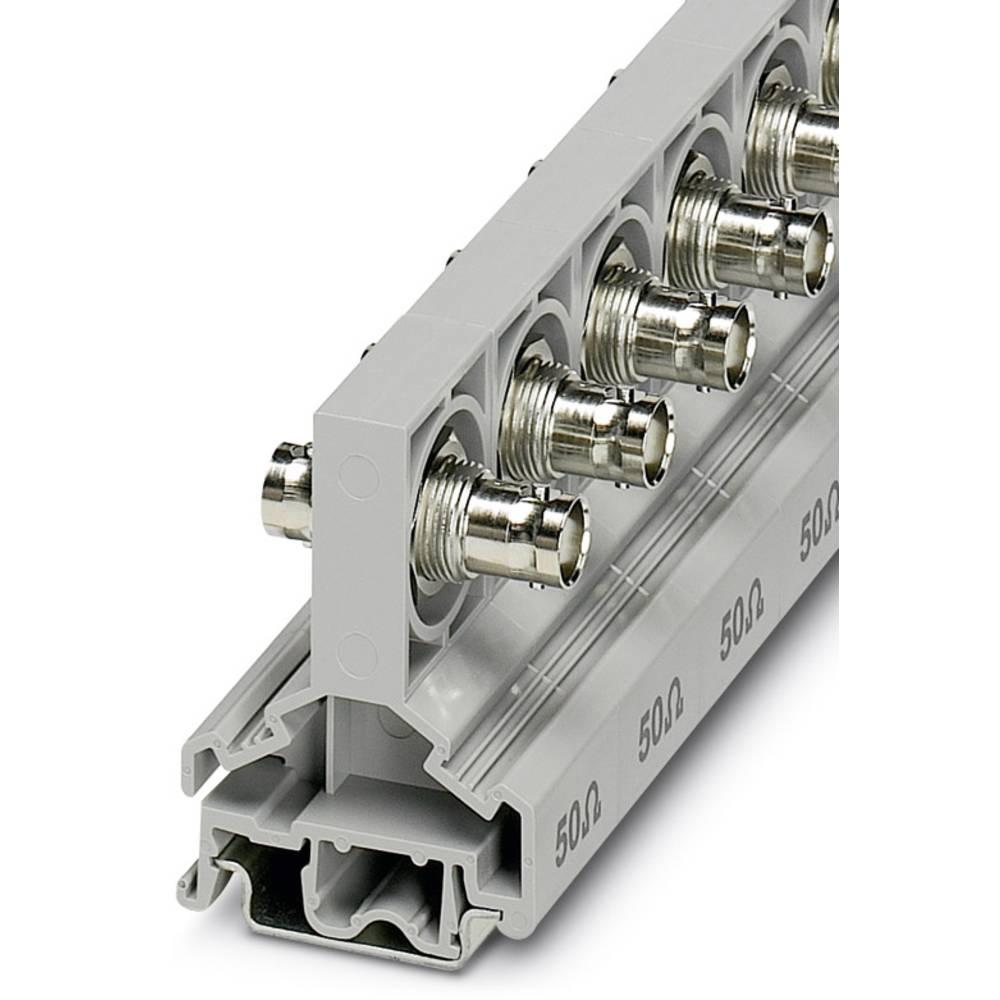 BNC-gennemføring BNC-tilslutning - BNC-tilslutning Phoenix Contact BNC-V 75 10 stk