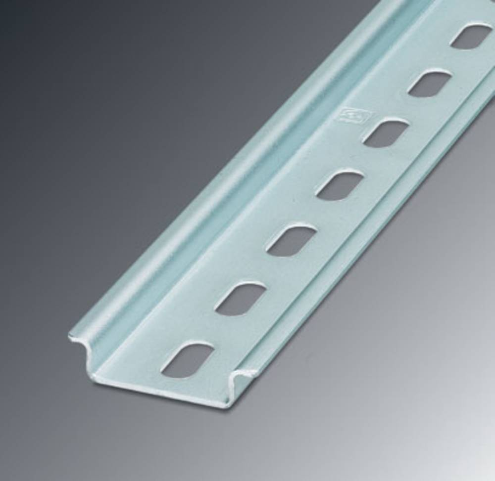 NS 35 / 7,5 WH PERF 2000mm - Skinne NS 35/ 7,5 WH PERF 2000MM Phoenix Contact Indhold: 5 stk