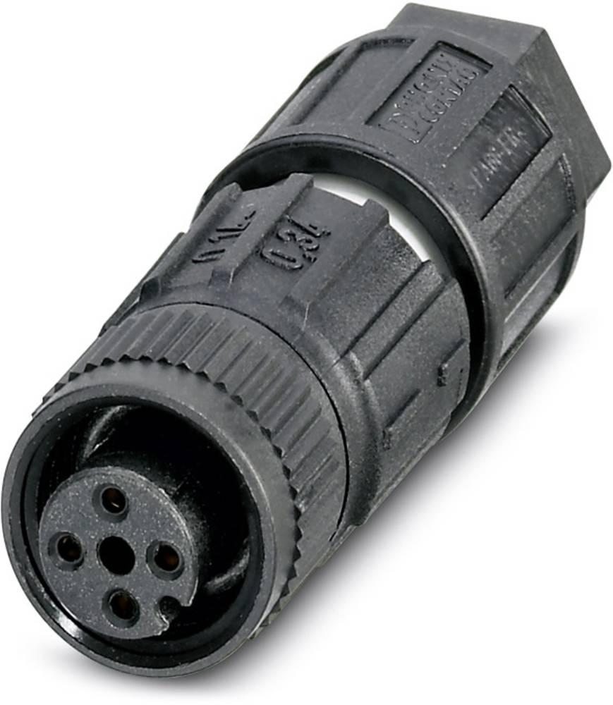 SACC-M12FS-4QO-0,34 - vtični konektor, SACC-M12FS-4QO-0,34 Phoenix Contact vsebuje: 1 kos