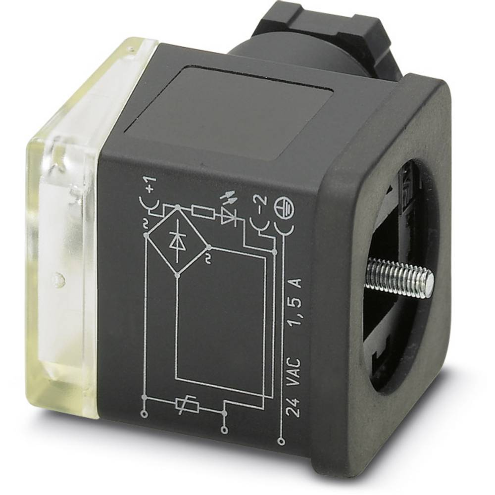 SACC-VB-3CON-M16/A-GVL 12/24V - ventilni vtič SACC-VB-3CON-M16/A-GVL 12/24V Phoenix Contact vsebuje: 1 kos