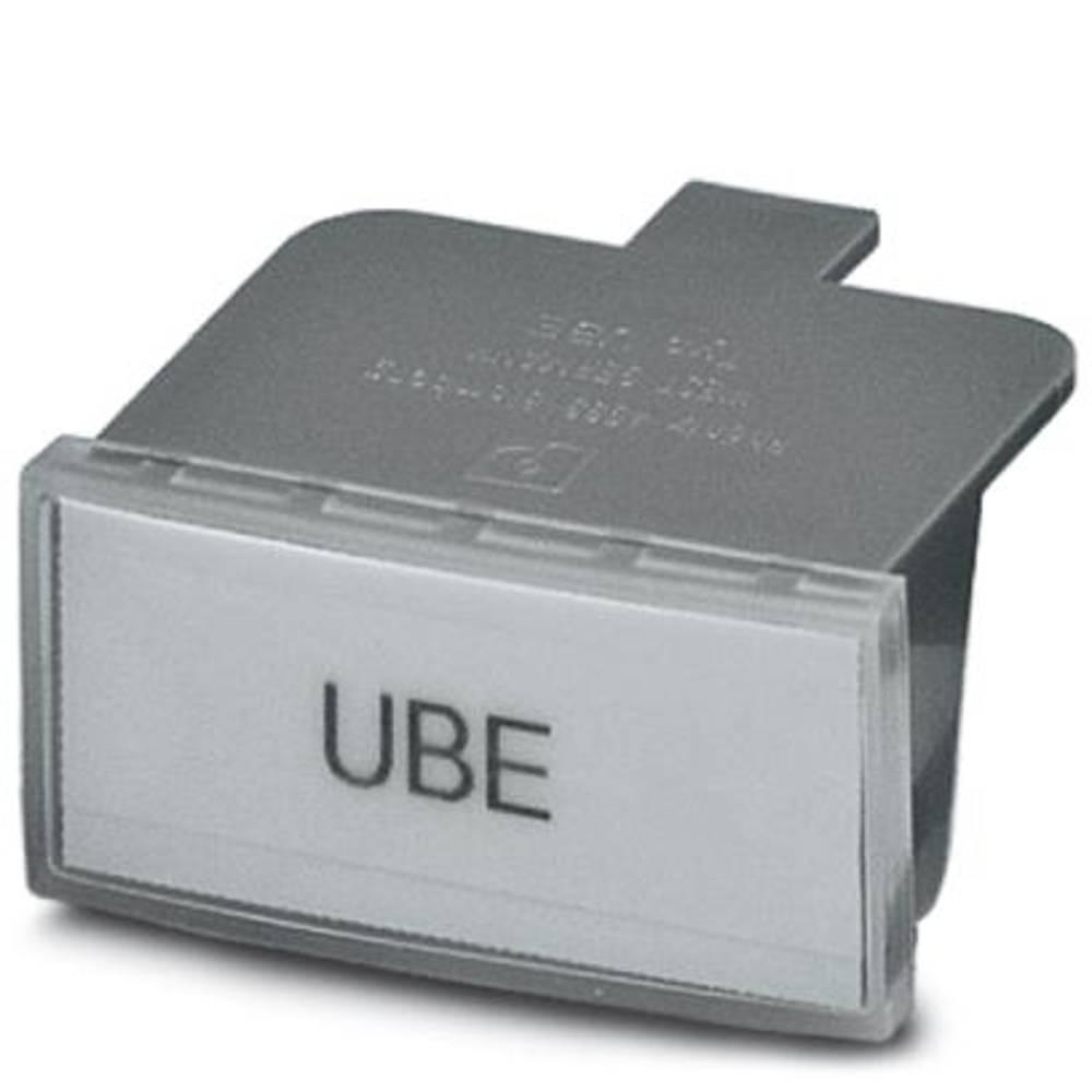 UBE - Marker UBE Phoenix Contact Indhold: 10 stk