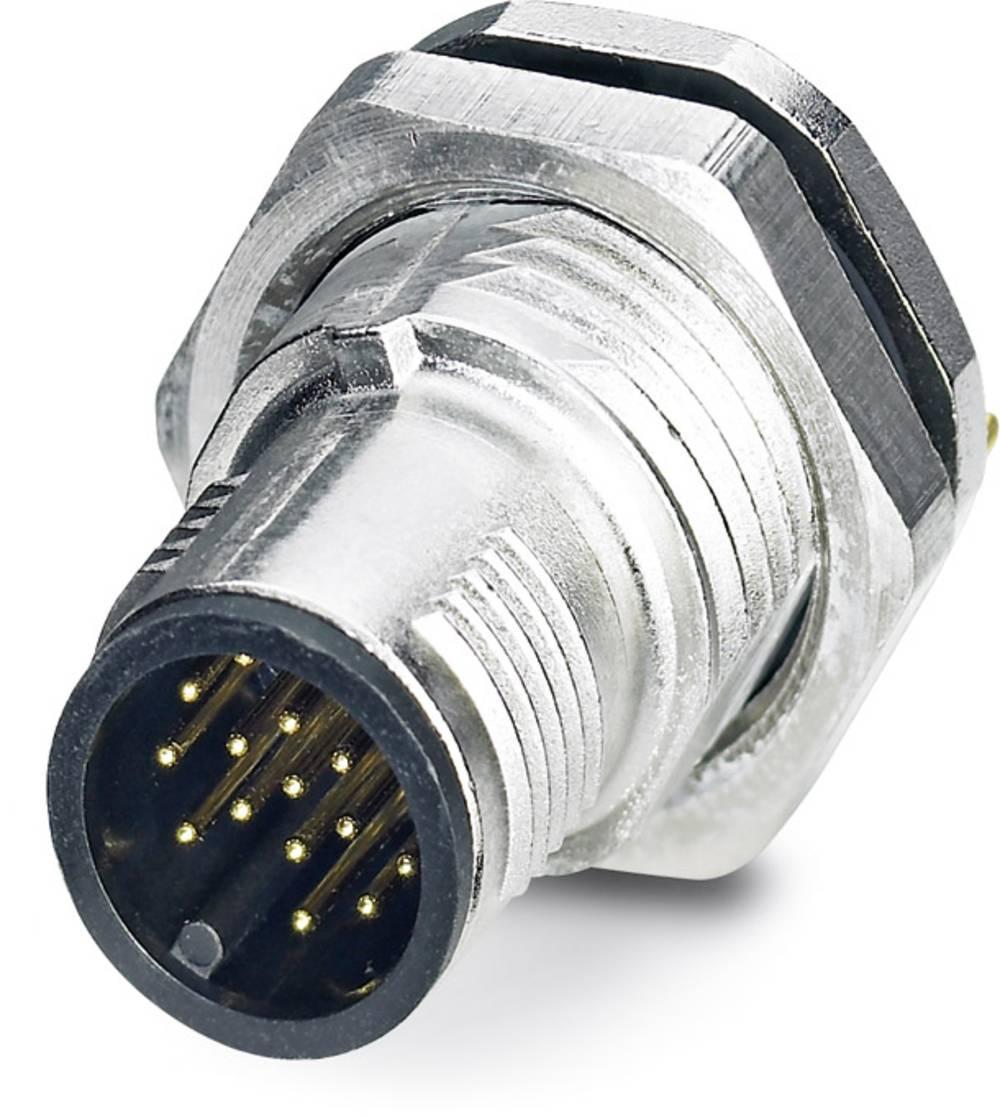 SACC-DSI-MS-17CON-L180 SCO SH - vgradni vtični konektor, SACC-DSI-MS-17CON-L180 SCO SH Phoenix Contact vsebuje: 20 kosov