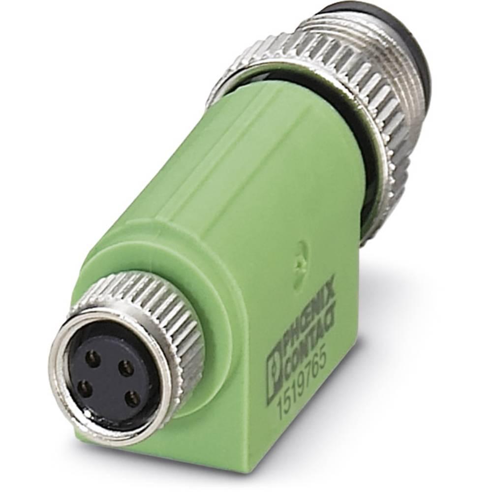 Sensor-/Aktor-Verteiler ARC adapter Phoenix Contact SAC-4P-M12MS-M 8FS 5 stk