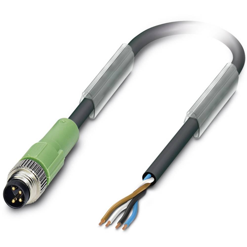 Sensor-, aktuator-stik, Phoenix Contact SAC-4P-M 8MS/5,0-PUR 1 stk