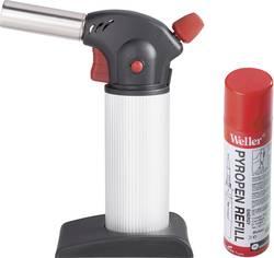 Plinski gorilnik TOOLCRAFT MAX850 1300 °C 150 min vklj. s Piezo-vžigalnikom, vklj. s plinsko stekleničko