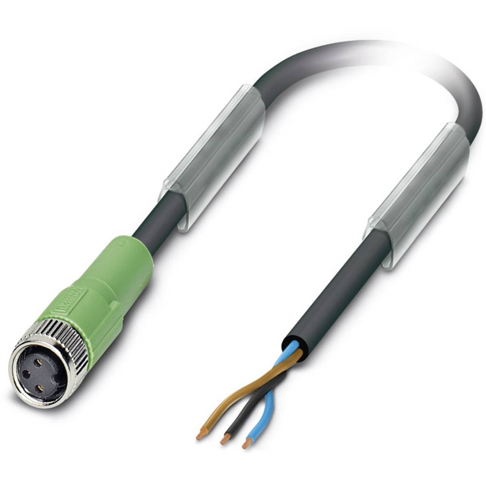 Senzorski/aktuatorski kabel SAC-3P-10,0-170/M 8FS Phoenix Contact vsebuje: 1 kos