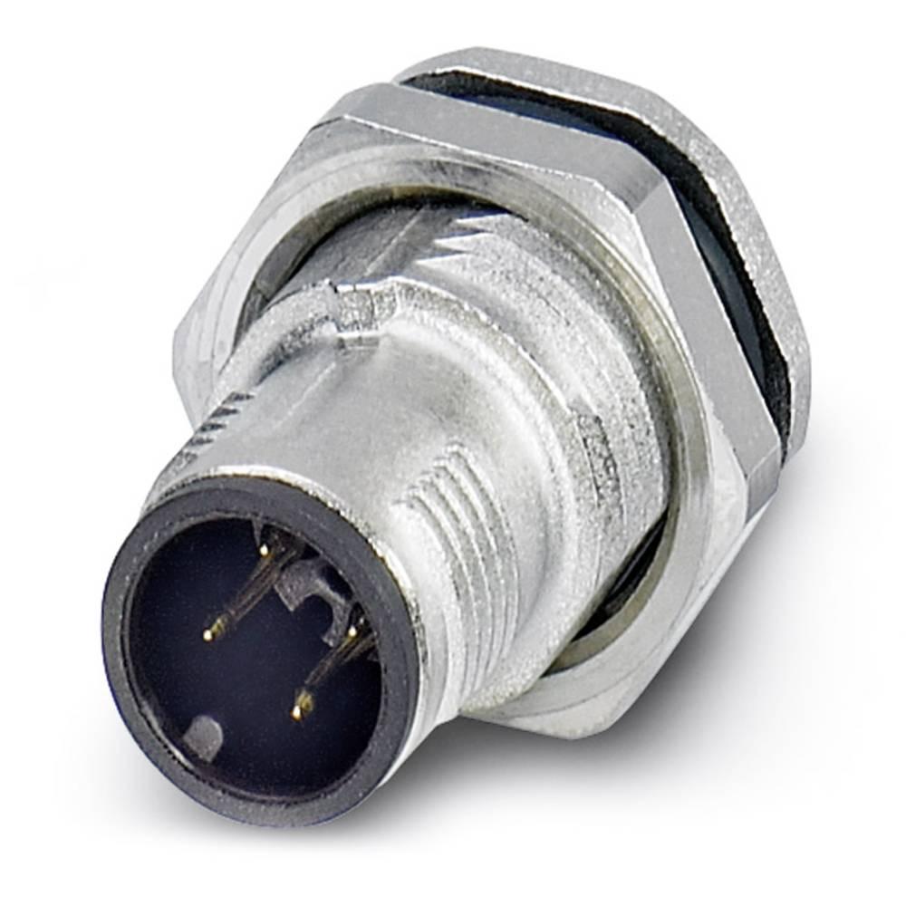SACC-DSI-M12MS-4CON-M16 SH - vgradni vtični konektor, SACC-DSI-M12MS-4CON-M16 SH Phoenix Contact vsebuje: 20 kosov
