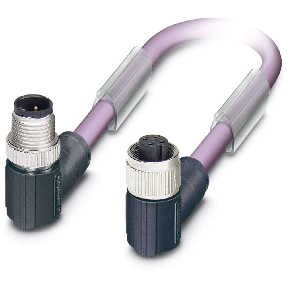 Sensor-, aktuator-stik, Phoenix Contact SAC-5P-M12MR/ 2,0-920/M12FR 1 stk