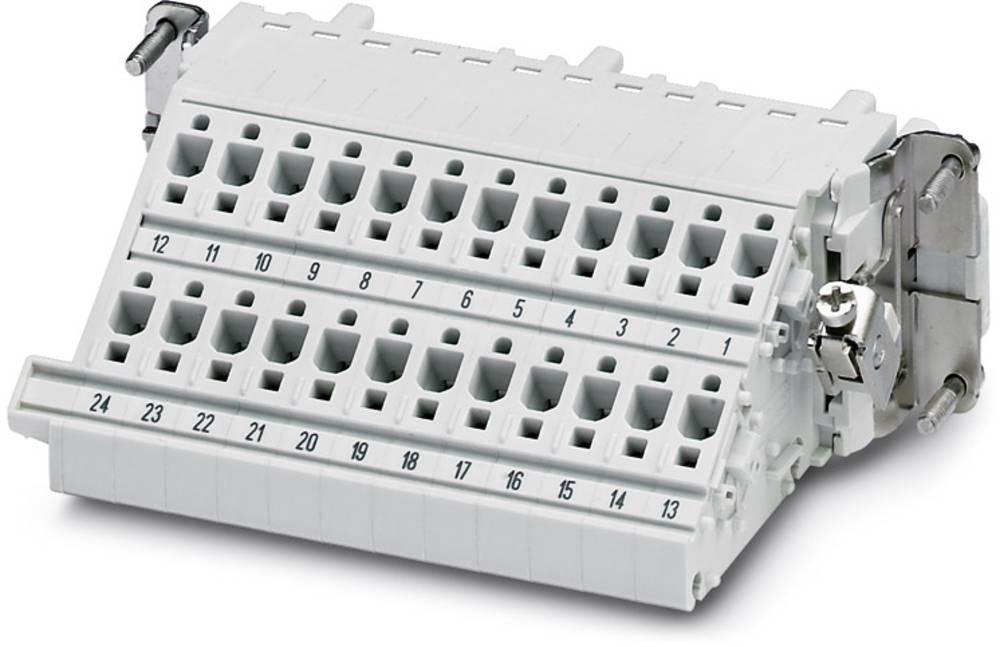 HC-B 24-A-DT-PEL-F - Terminal Adapter Phoenix Contact HC-B 24-A-DT-PEL-F 5 stk