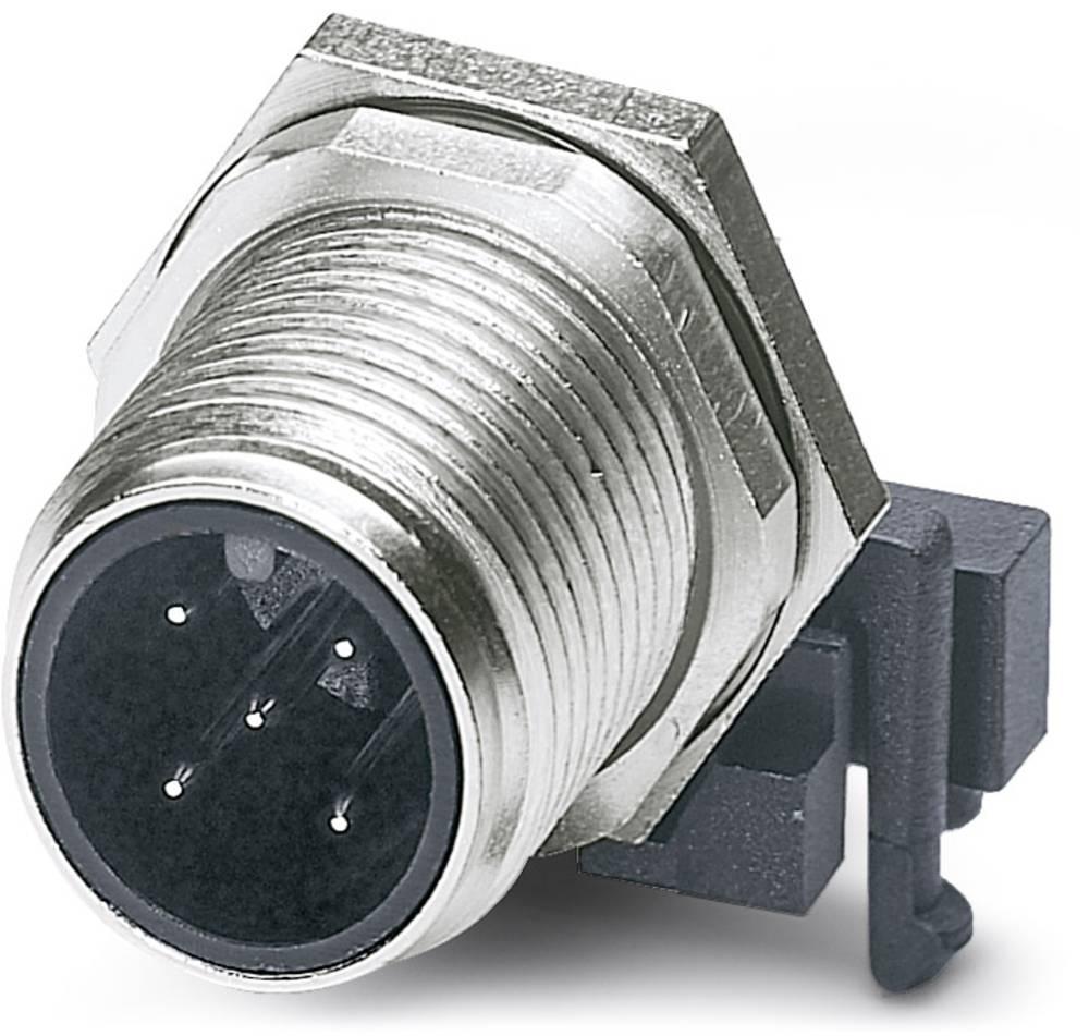 SACC-DSIV-M12MS-5CON-L 90 - vgradni vtični konektor, SACC-DSIV-M12MS-5CON-L 90 Phoenix Contact vsebuje: 10 kosov