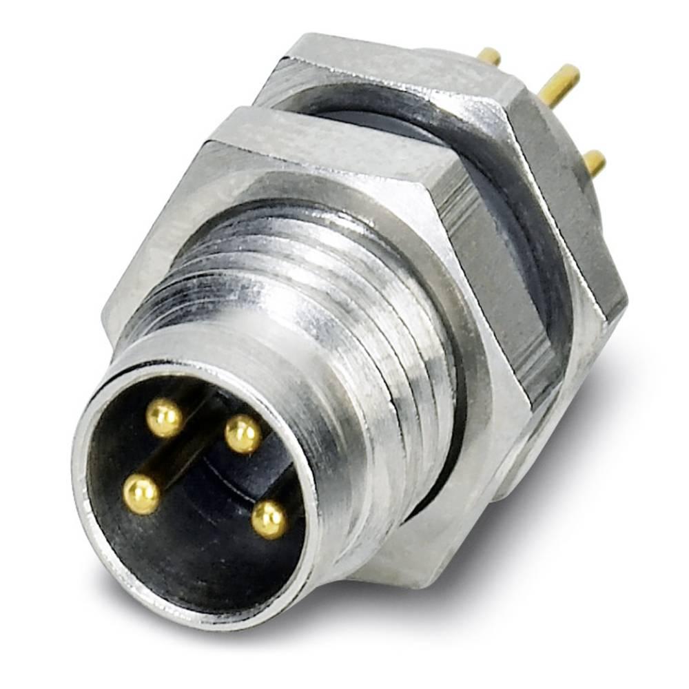SACC-DSI-M 8MS-4CON-L180 - vgradni vtični konektor, SACC-DSI-M 8MS-4CON-L180 Phoenix Contact vsebuje: 20 kosov
