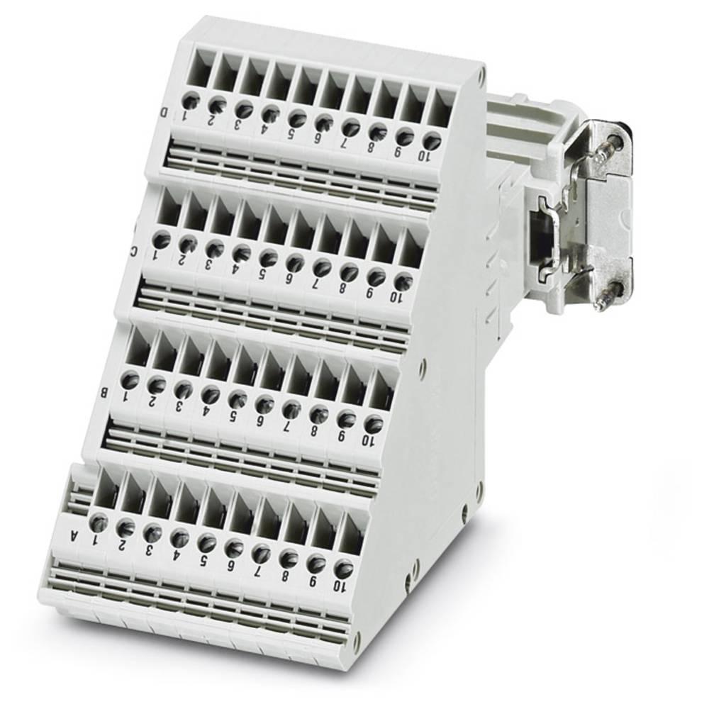 HC-D 40-A-UT-PER-F - Terminal Adapter Phoenix Contact HC-D 40-A-UT-PER-F 1 stk
