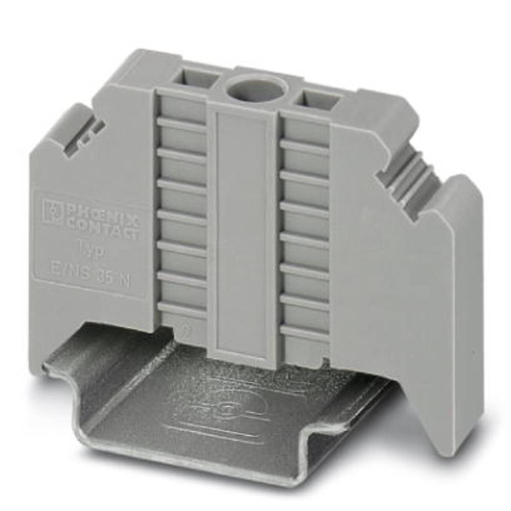 End clamp E/NS 35 N E/NS 35 N Phoenix Contact Indhold: 50 stk