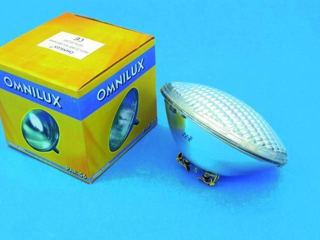 OMNILUX PAR-56 12V//300W WFL Schwimmbad