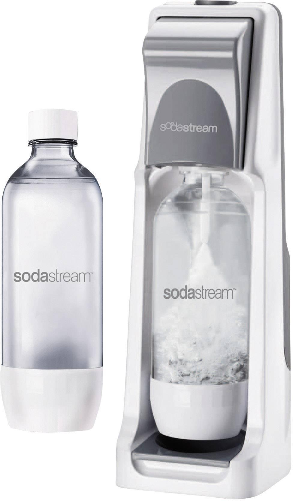 Sodastream Soda Maker Cool Super Pack Grey Soda Maker Incl 2x Pet