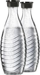 Sodastream Soda Maker Crystal 2 0 Promopack Titanium And 1x Co2