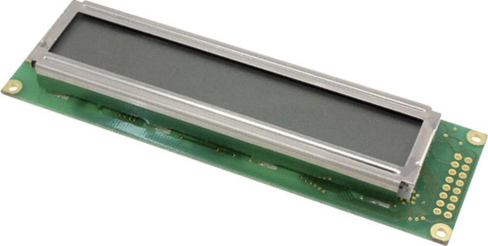 LCD zaslon, zelena (Š x V x D) 36 x 12.7 x 118 mm LUMEX LCM-S02402DSF