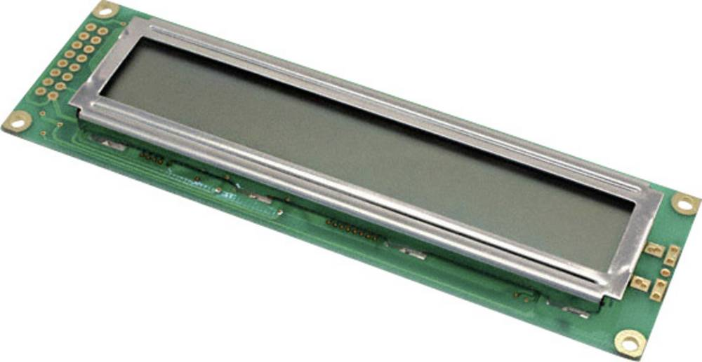 LC-display LUMEX LCM-S02402DSR (B x H x T) 36 x 8.8 x 118 mm Grøn