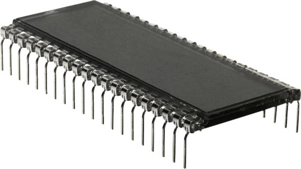 LC-display LUMEX LCD-S4X1C35TR (B x H x T) 23.5 x 8.85 x 50.8 mm Grå