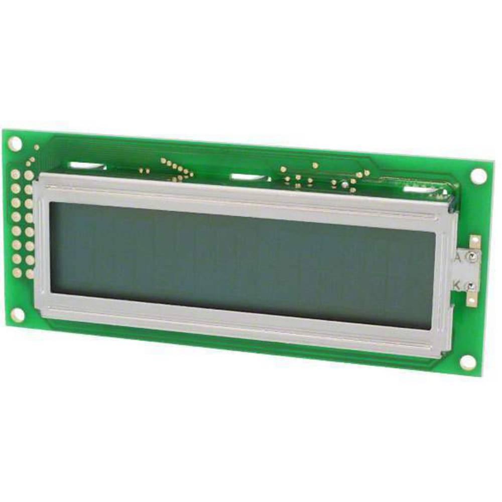 LCD zaslon, zelena (Š x V x G) 36 x 12.7 x 85 mm LUMEX LCM-S01602DSF/F