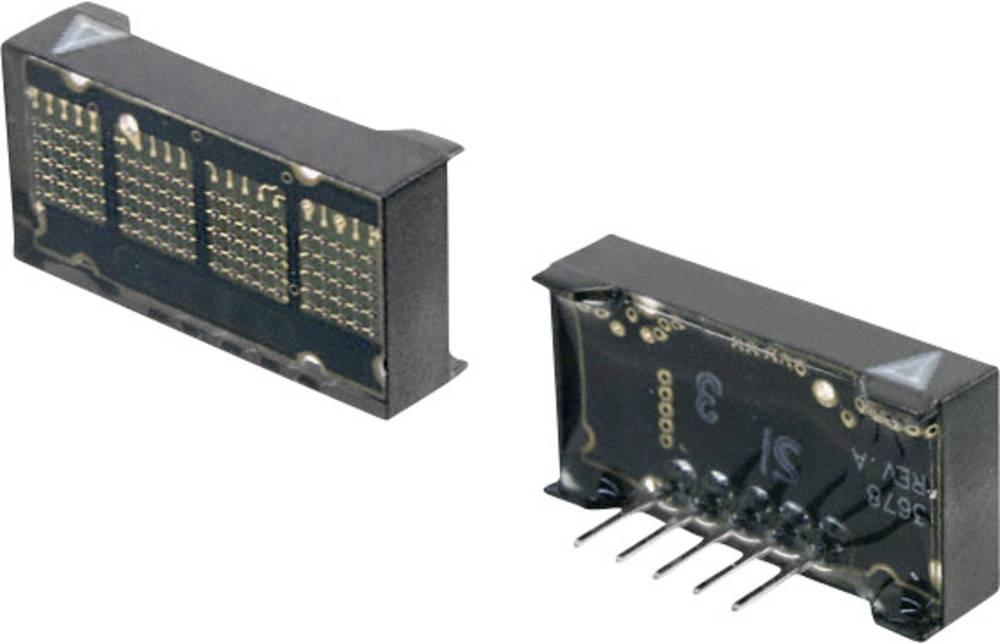 Punkt-matrix-display OSRAM 3.2 mm Rød