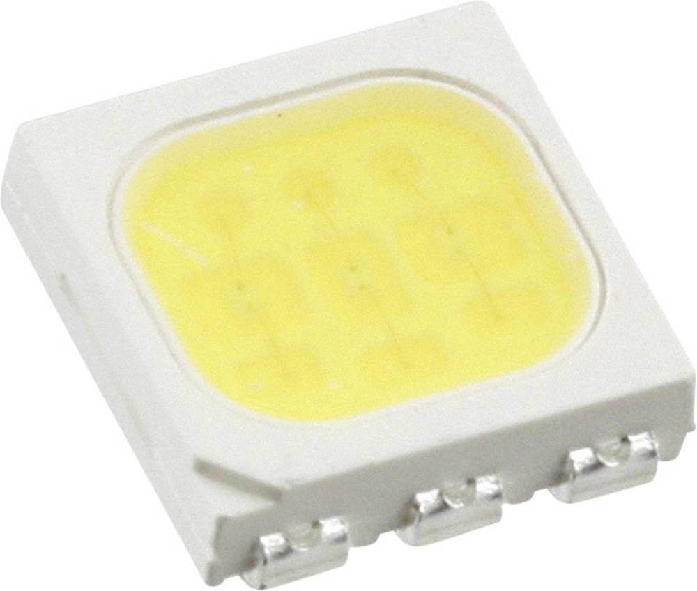 SMD LED Everlight Opto 61-238/QK2C-B50632FAGB2/ET PLCC6 5500 mcd 120 ° Kølig hvid