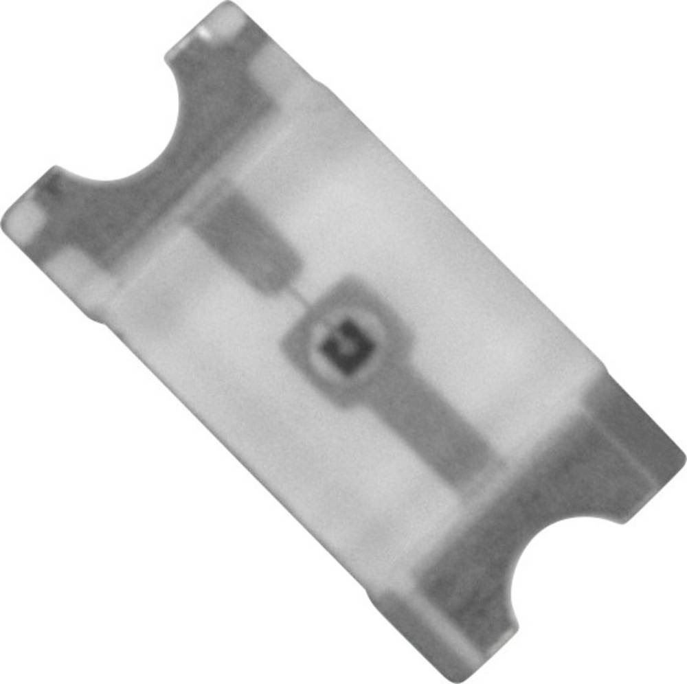 SMD LED Dialight 598-8270-107F 3216 20 mcd 140 ° Grøn