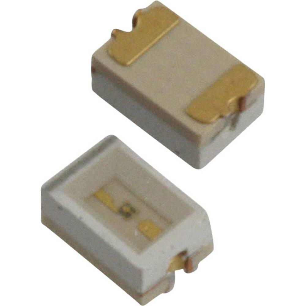 SMD LED Dialight 597-3322-507F 3020 140 mcd 110 ° Grøn