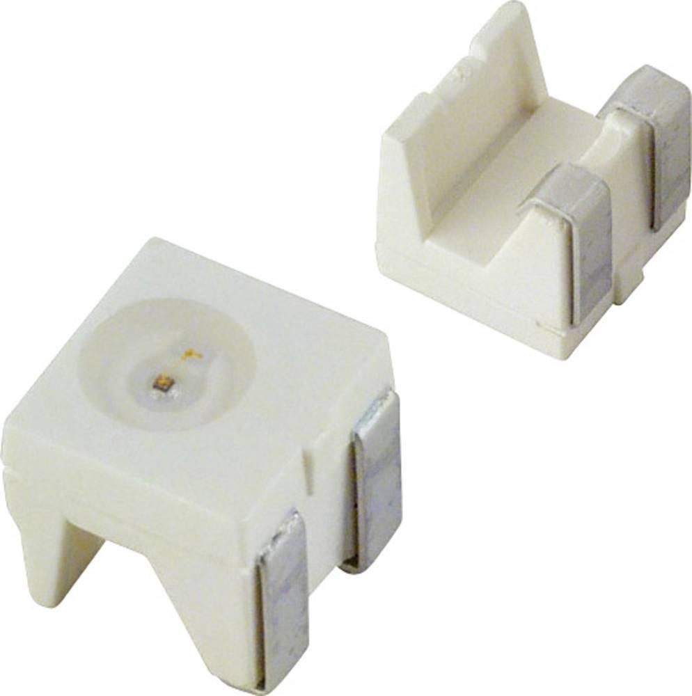 SMD LED Dialight 597-2301-213F 1616 42 mcd 120 ° Grøn