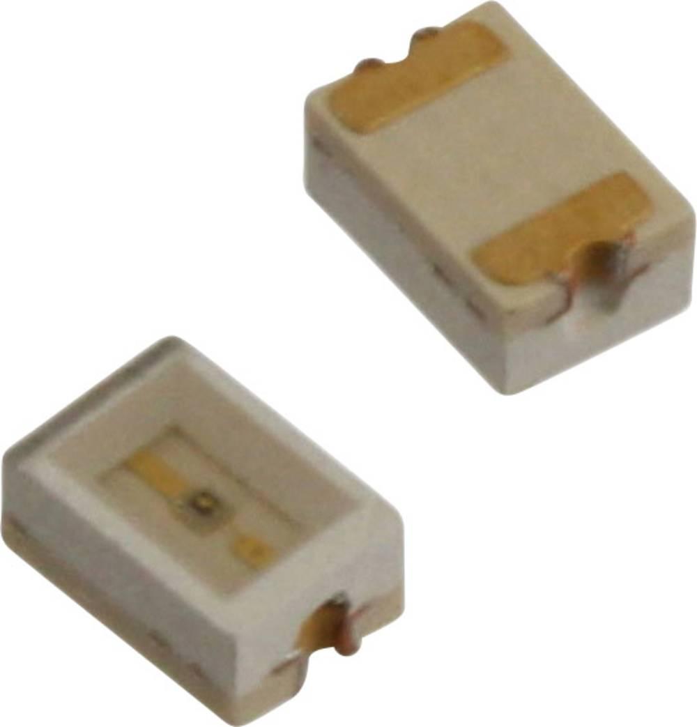 SMD LED Dialight 597-3401 -502F 3020 6.3 mcd 110 ° Gul