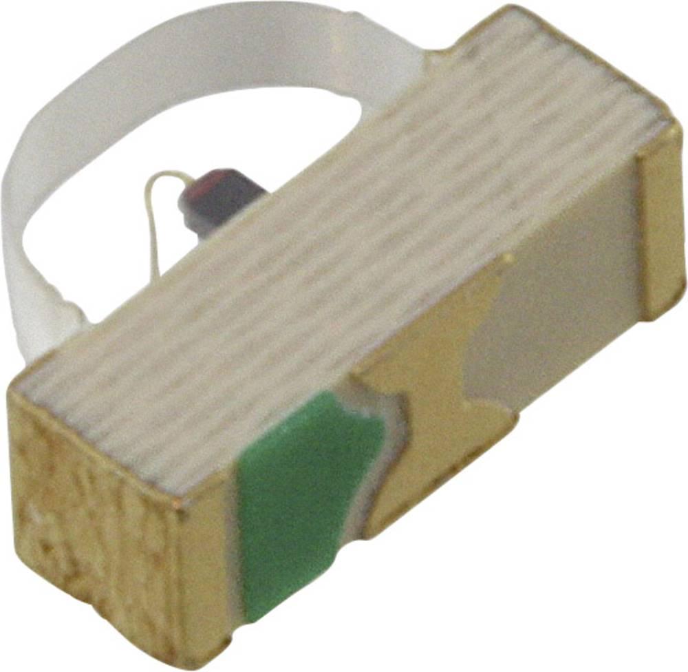 SMD LED Dialight 597-2111 -407F 1208 12.4 mcd 130 ° Rød
