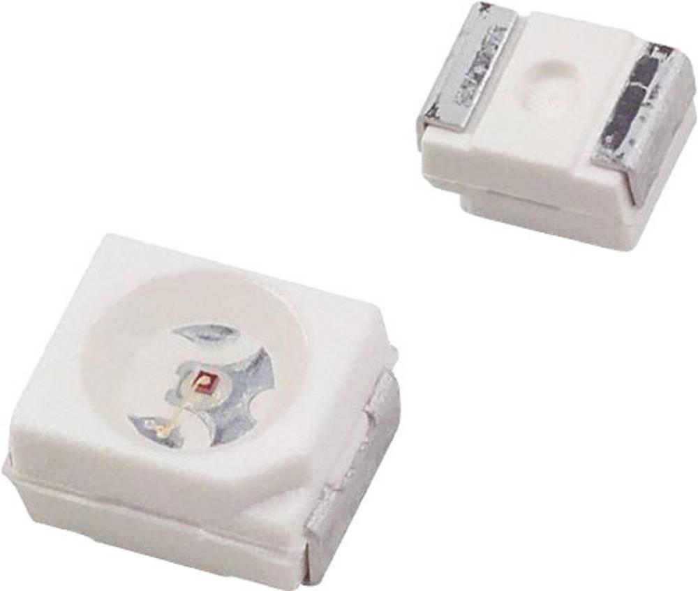 SMD LED Dialight 597-3208 -202F PLCC2 19.6 mcd 120 ° Orange