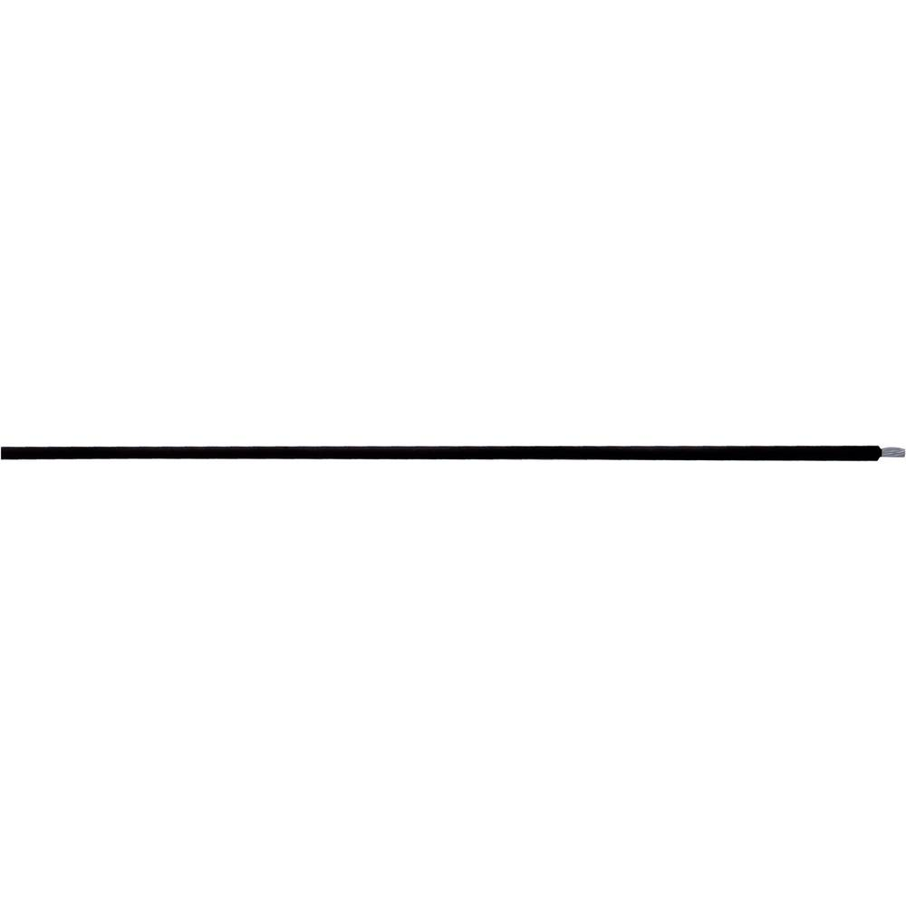 Visokotemperaturni vodič ÖLFLEX® HEAT 205 SC 1 x 2.50 mm prozirne boje LappKabel 0086010 roba na metre
