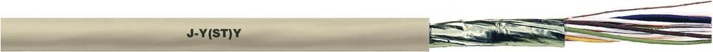 Telefonski kabel J-Y(ST)Y 12 x 2 x 0.50 mm sive boje LappKabel 1591508 roba na metre