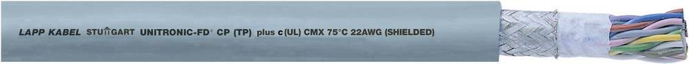 Datakabel LappKabel UNITRONIC FD CP (TP) PLUS 6 x 2 x 0.25 mm² 0030923 Grå 100 m