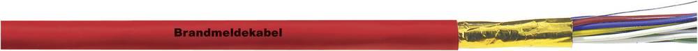 J-Y (ST) Y Brandalarm Indendørs Kabel LappKabel 1708001 Rød Metervare