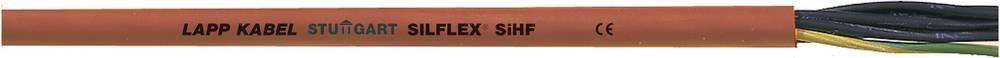 Visokotemperaturni vodnik ÖLFLEX® HEAT 180 SIHF 5 G 1.5 mm rdeče barve, rjave barve LappKabel 00460163 meterski
