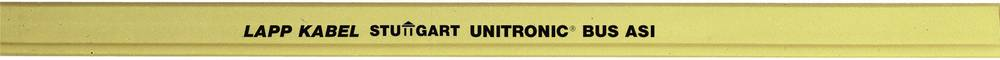 Bus vodič UNITRONIC® BUS 2 x 1.50 mm žute boje LappKabel 2170228 roba na metre