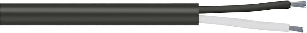 Kabel za priključitev termo elementov 2 x 0.22 mm črne barve, bele barve LappKabel 0161051 meterski