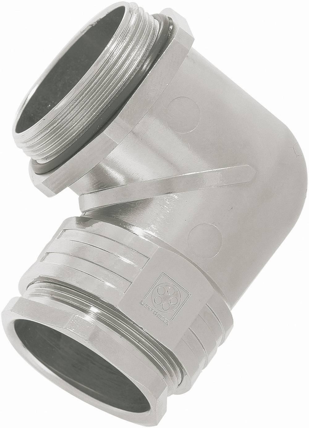 Vinkelforskruning LappKabel SKINDICHT® RWV-M12 x 1.5 M12 Messing Messing 1 stk