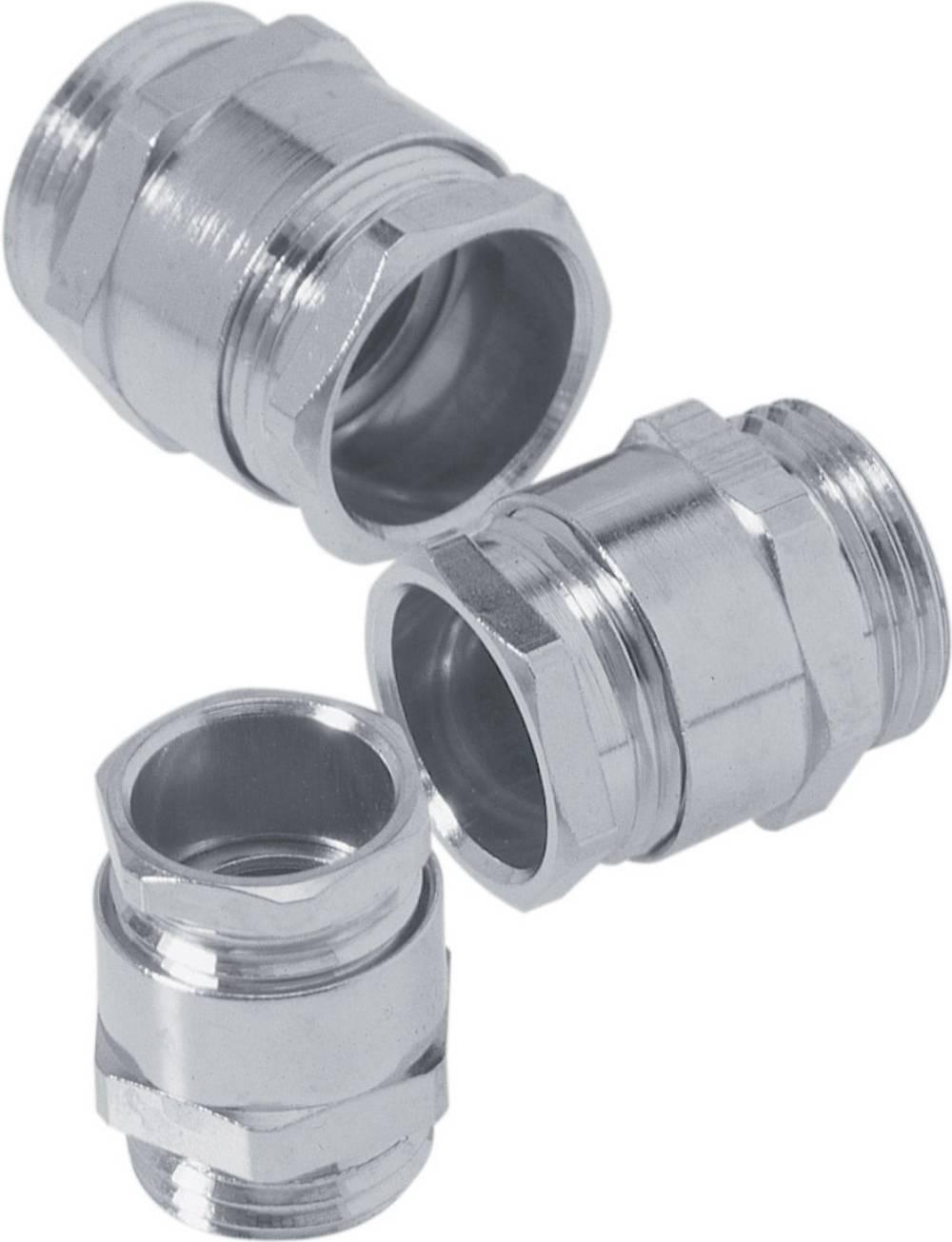 Kabelforskruning LappKabel SKINDICHT® SVRE-M25/21 M25/PG21 Messing Messing 1 stk