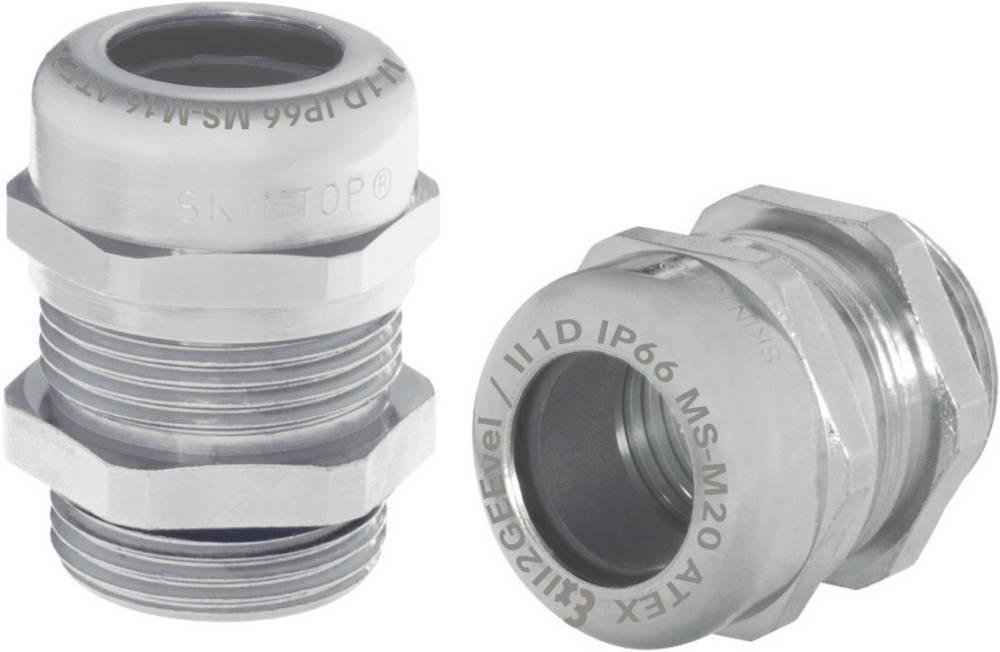 Kabelska uvodnica M40 medenina LappKabel M40 x 1,5 1 kos