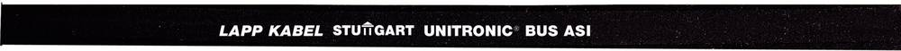 Busledning LappKabel UNITRONIC® BUS 2170229 2 x 1.50 mm² Sort 100 m