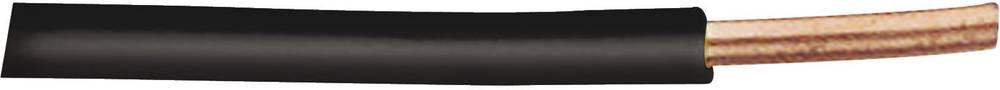 Vodič H07V-U 1 x 4 mm crne boje XBK Kabel 23412S metarski