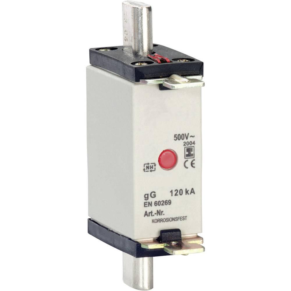 NH-sikring Sikringsstørrelse = 000 16 A 500 V/AC Bals Elektrotechnik 9399