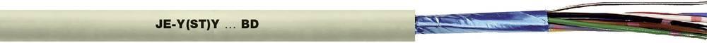 Podatkovni kabel JE-Y(ST)Y...BD 2 x 2 x 0.5 mm sive barve LappKabel 0034190 meterski