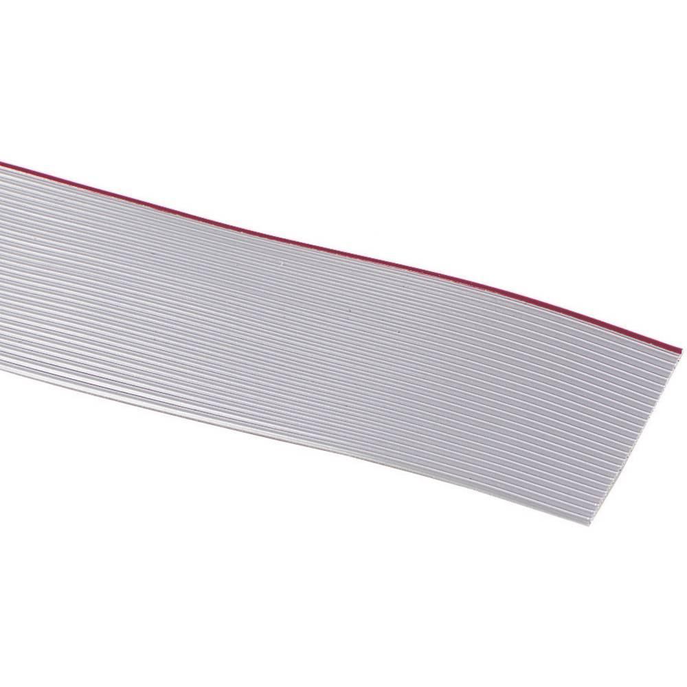Ploščati kabel dimenzije: 1.27 mm 20 x 0.08 mm sive barve 3M 80-6102-0192-5 meterski
