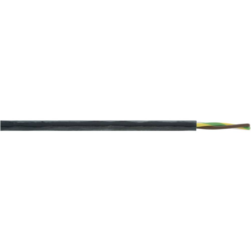 Visokotemperaturni vodič ÖLFLEX® HEAT 260 MC 3 G 0.75 mm crne boje LappKabel 0091306 roba na metre
